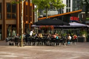centrum Hardenberg - foto: Edwin Westerhoff
